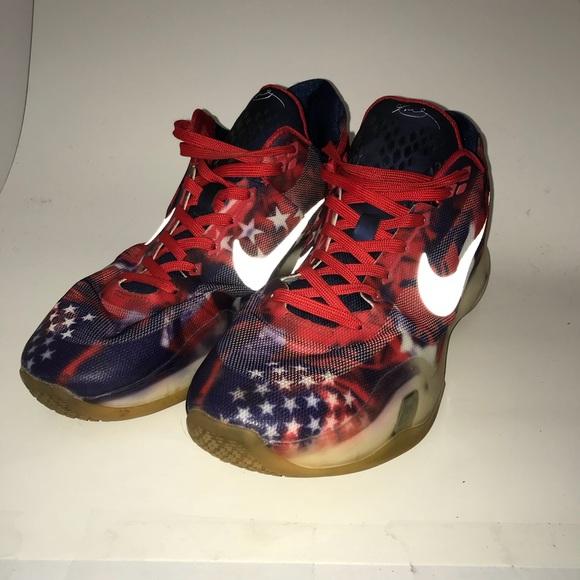 7811417a360 Nike Kobe X 10 Usa Independence Day. M 5c06cceebb76159febd6436d